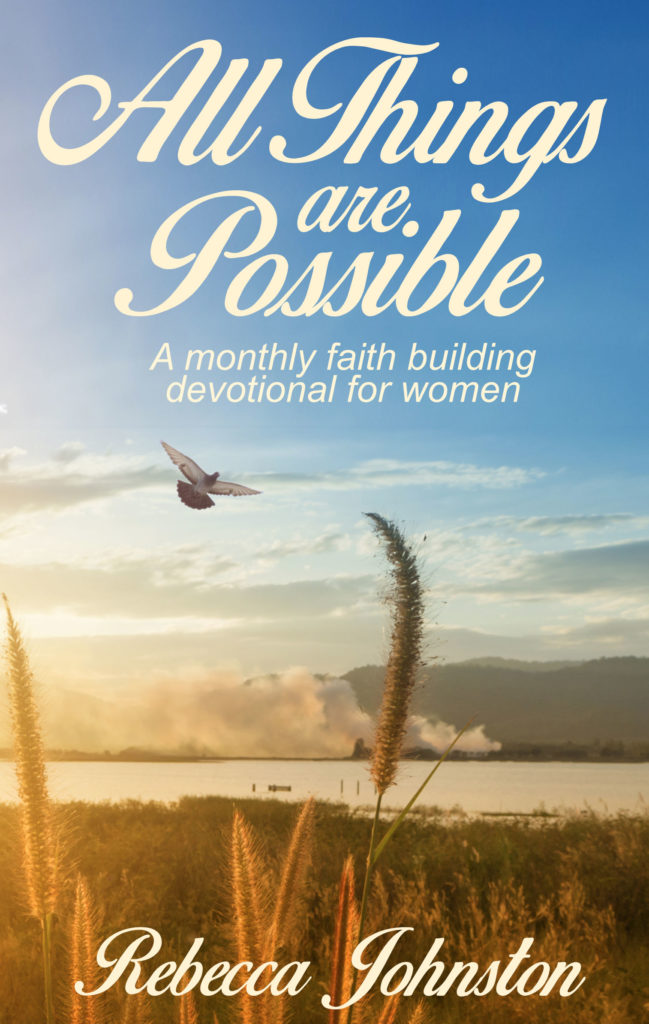 all things are possible book cover